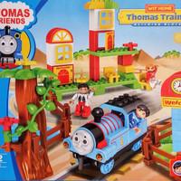 Brick Duplo Thomas And Friends Train Set Building Blocks 8902