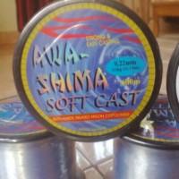 Senar Pancing AWA SHIMA 600M Soft Case Strong and Easy Casting