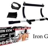 Jual Iron Gym Alat Fitnes Pull Up Alat Olahraga Angkat Badan Murah