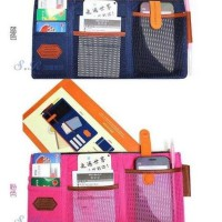 Organizer Tas Dompet Mobil Bag Car Accessories CD Holder