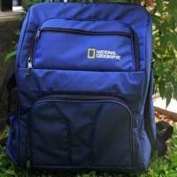Tas Kamera National Geographic Ransel/Backpack Blue Jeans