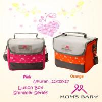 Moms Baby Tas Bayi Kecil Lunch Box Shimmer Series MBT710100