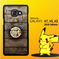 Casing / Hardcase HP Samsung Galaxy A3, A5, A7 2016 Inter Milan X4117