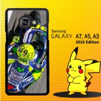 Casing / Hardcase HP Samsung Galaxy A3, A5, A7 2016 Valentino Rossi X4