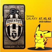 Casing / Hardcase HP Samsung Galaxy A3, A5, A7 2016 Juventus Logo X411