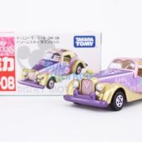 Jual Tomica Disney Motors DM-08 Dream Star Rapunzel Princess Murah
