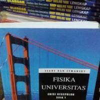 Harga fisika universitas sears jilid 1 edisi | Pembandingharga.com