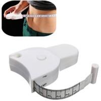 Body Tape Measure Caliper Alat Ukur Lingkar Pinggang lengan dada perut