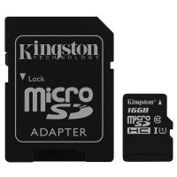 harga Kingston microSDHC 16GB Tokopedia.com