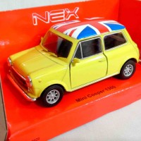 Diecast Welly Nex 1:36 Mini Cooper 1300