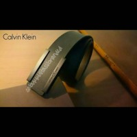 GESPER CALVIN KLEIN REAL LEATHER IMPORT