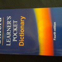 harga Oxford Learner's Pocket Dictionary fourth edition Tokopedia.com
