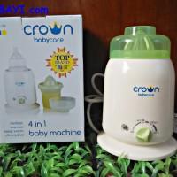 Jual Penghangat Susu / Pemanas Susu / Warmer Baby Crown 4in1 Susu & Asi Murah