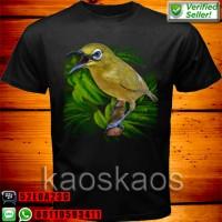 harga Kaos Burung Pleci Kicau Tokopedia.com