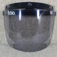 harga Aksesoris Helm Kaca Bogo Flat Original Tokopedia.com