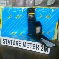 Statur Meter / Alat pengukur Tinggi Badan