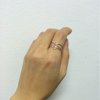 harga cincin mas kombinasi putih rose Tokopedia.com