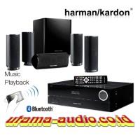 Jual Harman Kardon Paket Home Theater HKTS 16 & AVR 171 Terbaru Murah