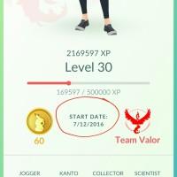 pokemon go/coc th 9/clas royal 1 ID