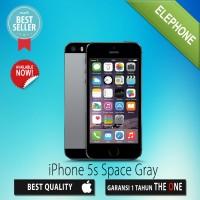 Apple iPhone 5S GREY 32GB GARANSI DISTRIBUTOR 1 TAHUN