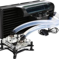 SWIFTECH H220 X2 Series AIO Liquid CPU Cooler