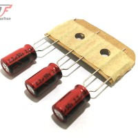 Capacitor / Kapasitor Elco 2,2uF 2u2 50V Nichicon SH