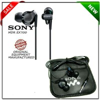 Headset / Earphone / Handsfree Sony Xperia MDR-EX700 Stereo Super bass