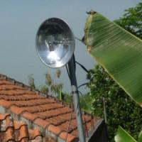 Jual Antena Penguat Sinyal Wajanbolic Induksi 15M Modem Mifi Hp 3G 4G Murah