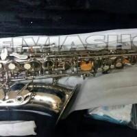 Saxophone alto ostrava silver