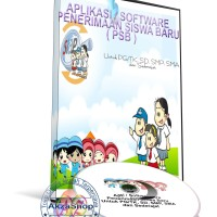 Aplikasi Software Penerimaan Siswa Baru (PSB)