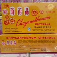 TEH CHRYSANTHEMUM CRYSTAL / Teh Kembang