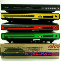 Dvd Player Nico NC-2501
