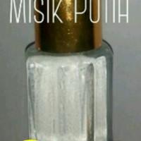 Minyak wangi misik putih asli murni non alkohol 7 ml
