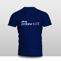 Kaos Baju Pakaian GADGET HANDPHONE ASUS Zenfone 5 LTE FONT murah