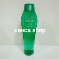 Shiseido FUENTE FORTE Shampoo (Purifying) 250 ml