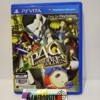Persona 4 Golden region 3 2nd PS Vita