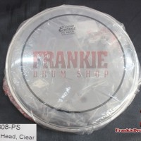 "Drumhead Remo EN-0308-PS - 8"" Encore Pinstripe Clear Tom Batter"