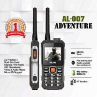 HP ALDO AL-007 /AL007 / AL 007 ADVENTURE HT FUNCTION || GRS 1 TAHUN