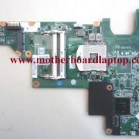 Motherboard Laptop Bekas HP Compaq CQ43