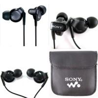 Earphones Headset Handsfree Sony Walkman Mdr-Ex700 Super Bass Original