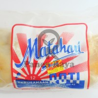 Roti Matahari Putih Pasuruan Camilan Kue Manis Cemilan Snack Ronde