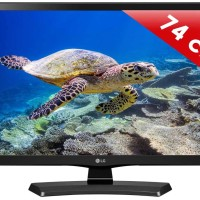 'LG 29 LED TV + Monitor - 29MT48A - Hitam'