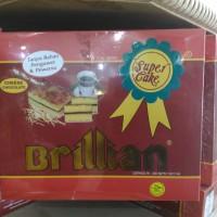Brillian Super Cake rasa chesse coklat pw