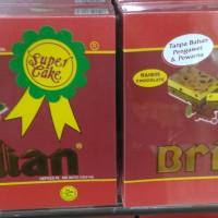 brillian super cake rasa coklat original