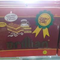 Brillian super cake rasa almond coklat pw