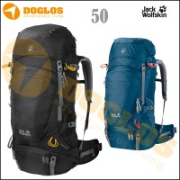 harga Tas Carrier Jack Wolfskin Highland Trail Xt 50l Not Osprey,deuter,tnf Tokopedia.com