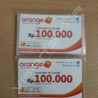 Voucher Orange TV Rp 100.000