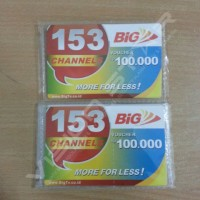 Voucher BIG TV Rp 100.000