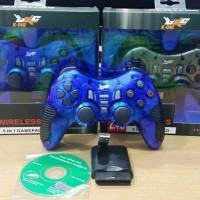 joystick / stick pc / gamepad single wireless turbo k-one / kone