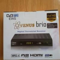 Set Top Box DVB T2 Venus Brio & Media Player